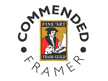 Commended Framer - Merchant Gate Gallery - Glasgow